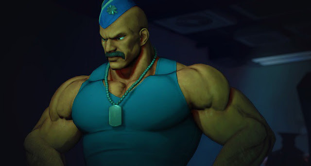 street fighter v byron taylor