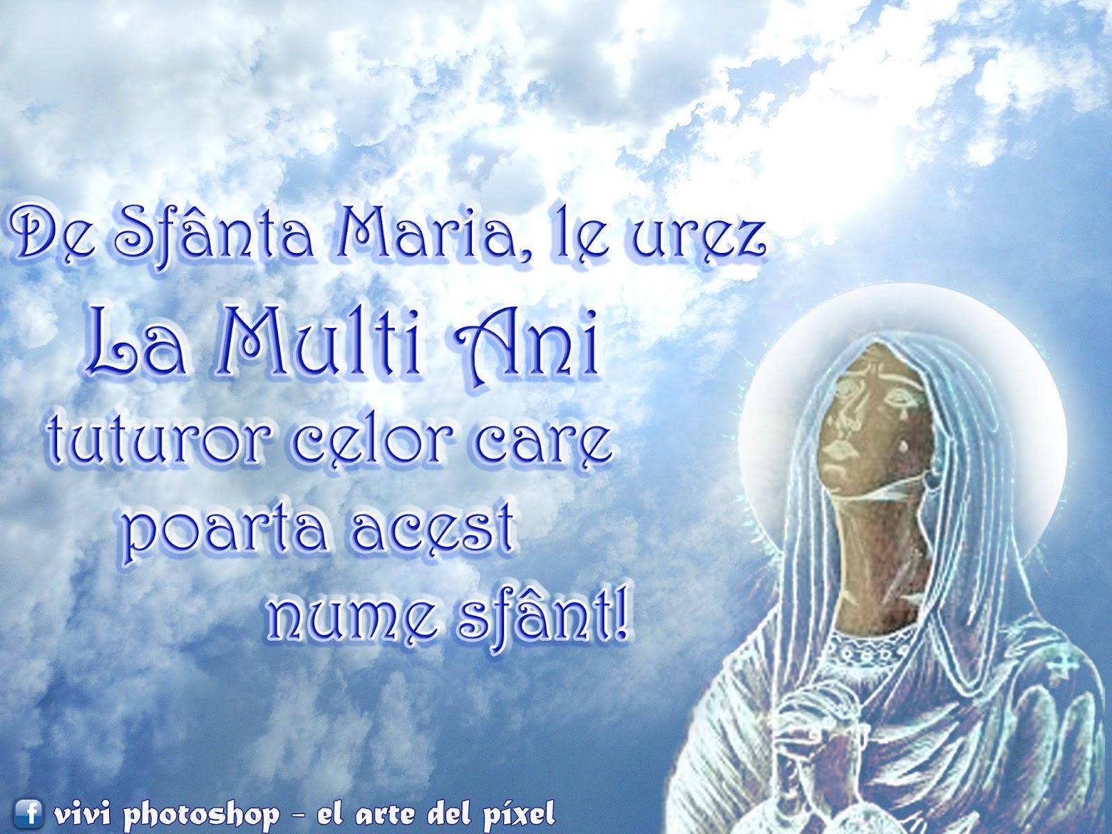 Mesaje de la Sfanta Maria - diane.ro   Sfanta Maria