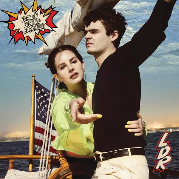 Thelostjukebox Lana Del Rey Norman Fucking Rockwell Review