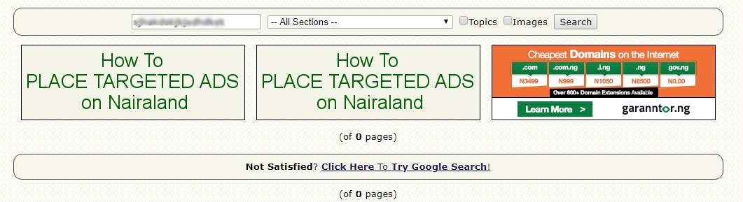 How To Get Your Article On Nairaland Front Page And Hit Thousands Of Views