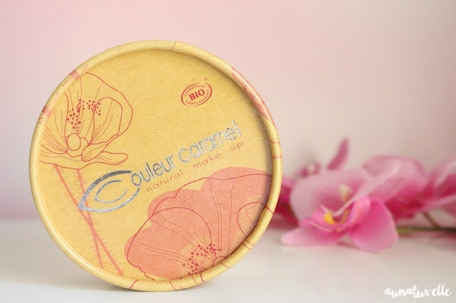 maquillage bio couleur caramel, avis