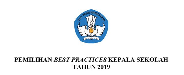 Pedoman Lomba Best Practices Kepala Sekolah Tahun 2019