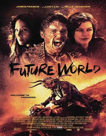 Future World (2018) English 480p WEB-DL 300MB