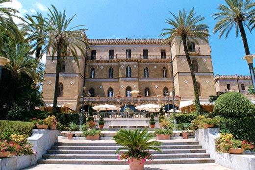 Sicilia Marina Di Villa Igiea