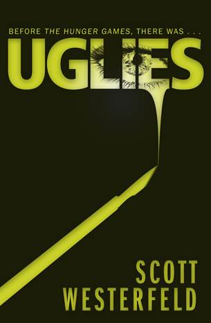 Feeling Fictional New Uk Covers For The Uglies Series By