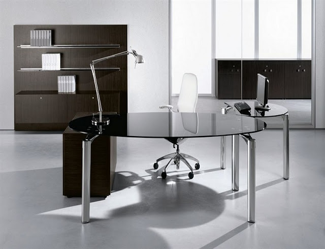 best buy modern office furniture glass sets with file cabinets for sale