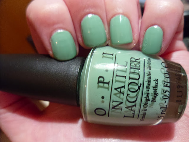 OPI Mermaid Tears