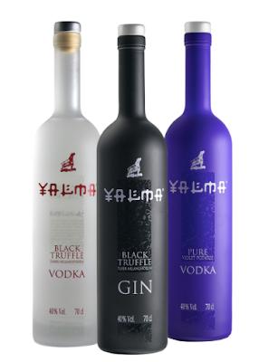 Yalma Premium Gin & Vodka