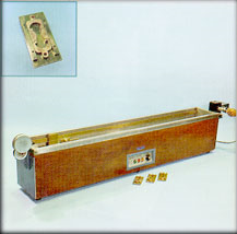 jual alat Ductility of Bituminous Materials Test Set di surabaya 082130325955