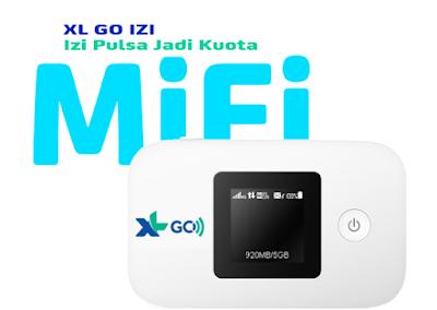 Sekarang Isi Pulsa Dapat Jadi Kuota Dengan XL Go Izi - untuk kalian para Pemakai modem mifi GO XL sekarang tak wajib khawatir untuk tutorial isi ulang modem mifi Itu,dikarenakan sekarang XL telah mengeluarkan layanan paket XL GO Izi.Di mana paket Itu paket Itu di tunjukan kepada para Pemakai modem mifi GO XL,supaya lebih mudah untuk isi ulang tanpa wajib repot-repot membeli paket/kuota.Jadi Pemakai Dapat dengan mudah di menjalankan isi ulang modem mifi GO XL cukup hanya dengan menjalankan isi pulsa untuk mendapatkan tambahan kuota,tanpa wajib membeli paket data terlebih Dulu.Di mana nantinya akan ada pembagian kuota seperti kuota Youtube,Midnight dan Iflix/Super Nonton. Paket XL Go Izi juga menawarkan beberapa pilihan paket,sehingga kalian Dapat memilih jenis paket isi ulang sesuai dengan keperluan kuota kalian.Pengisian pulsa untuk Paket XL GO Izi BerawalDari dari Rp.50.000 dan nanti akan dengancara otomatis di konversi Jadi kuota.Namun apabila pulsa kalian Kurang darah dari Rp.50.000,maka pulsa kalian tak Dapat di konversi Jadi kuota.Jadi pulsa kalian akan tetap tersimpan hingga mencukupi untuk konversi kuota,Yaitu min Rp.50.000.Padahal untuk kuota dari setiap paket yg kalian gunakan nantinya akan terakumulasi apabila menjalankan pengisian ulang pulsa sebelum masa aktif kuota kalian Habis masa jabatan.Untuk melihat pilihan jenis paket dan harganya,silahkan kalian Dapat lihat tabel di bawah ini : Baca Juga : 2 tutorial Mudah Cek Kuota XL Go Mifi memakai Smartphone Paket XL Go Izi Isi Pulsa Jadi Kuota Pilihan Paket Pembagian Kuota Masa Aktif Harga Paket IZI 15 GB 5 GB 3G/4G + 5 GB Youtube + 2,5 GB Iflix/Super Nonton + 2,5 GB Midnight ( 01:00 - 06:00 ) 30 Hari Rp.50.000 Paket IZI 30 GB 10 GB 3G/4G + 10 GB Youtube + 5 GB Iflix/Super Nonton + 5 GB Midnight ( 01:00 - 06:00 ) 60 Hari Rp.100.000 Paket Izi 60 GB 20 GB 3G/4G + 20 GB Youtube + 10 GB Iflix/Super Nonton + 10 GB Midnight ( 01:00 - 06:00 ) 0 Hari Rp.0.000 Paket IZI 105 GB 35 GB 3G/4G + 35 GB Youtube + 17,5 GB If