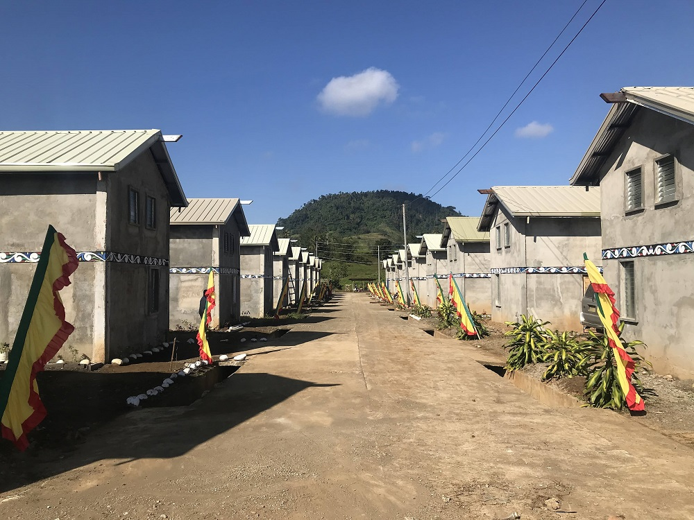 Marawi housing project