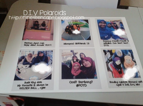 Diy Polaroids