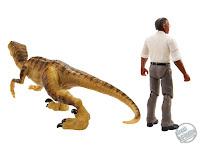 SDCC 2021 Jurassic Park Final Scene Ray Arnold