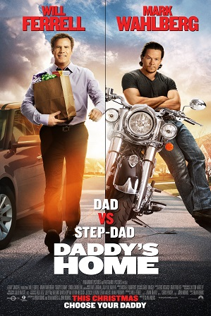 Daddy's Home (2015) Full Hindi Dual Audio Movie Download 480p 720p Bluray
