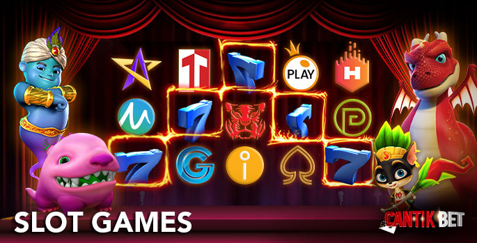 Slot Games And Online Casino 1