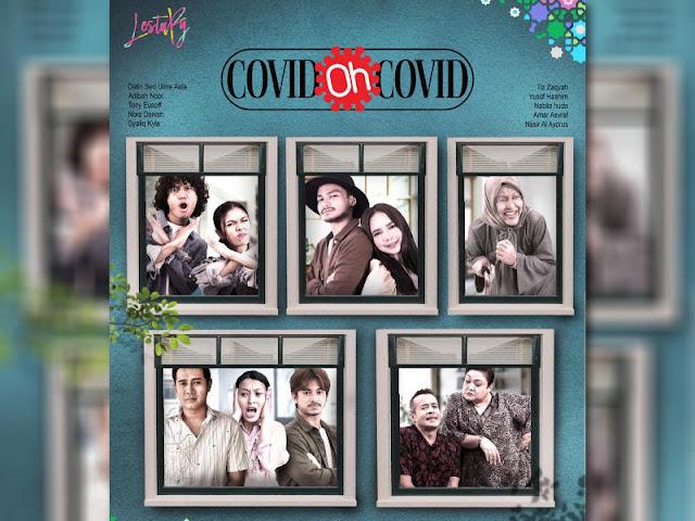 Drama Covid Oh Covid Di TV3 (Slot Lestary)
