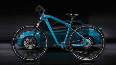 0Bicicleta BMW M