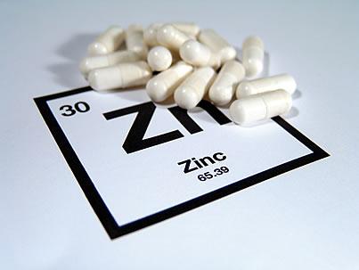 Tratamiento De La Psoriasis De La Piel Con Zinc