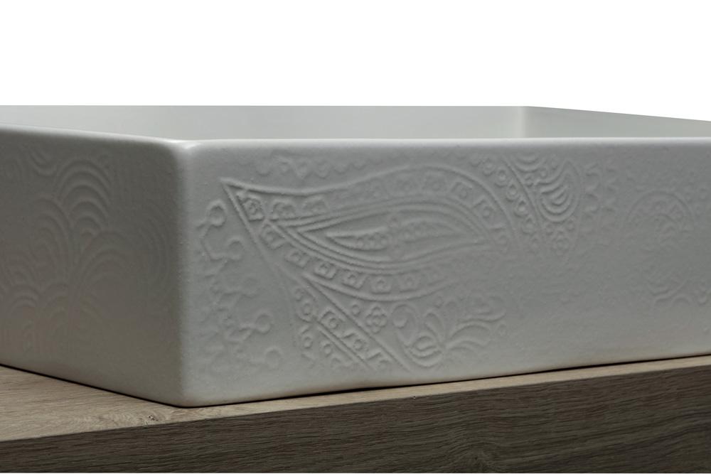 Macramè è la texture disegnata da Luca Papini