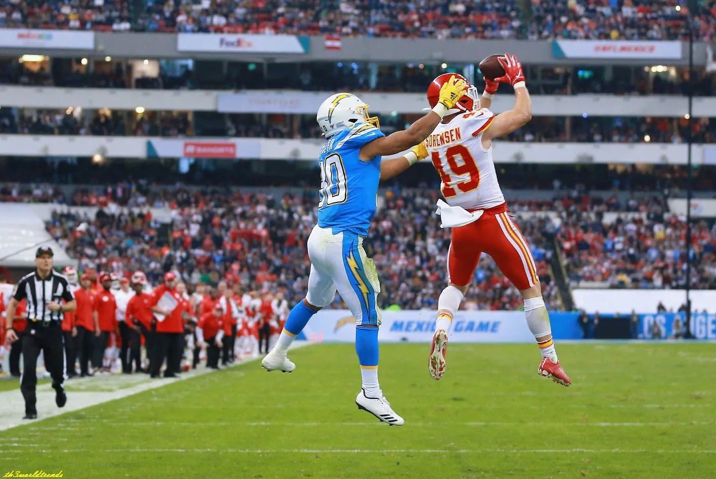 Chiefs vs. Chargers score: Kansas town picks off Prince Philip Rivers fourfold, holds off late comeback try
