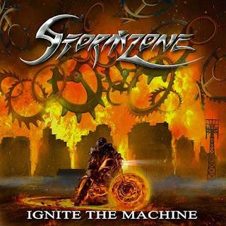 """Ο δίσκος των Stormzone """"Ignite the Machine"""""""