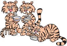 Resultado de imagen de tres tristes tigres trabalenguas