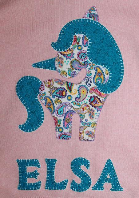 sudadera personalizada unicornio