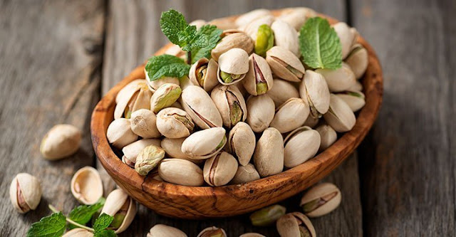 Health Benefits of eating Pistachios During Pregnancy