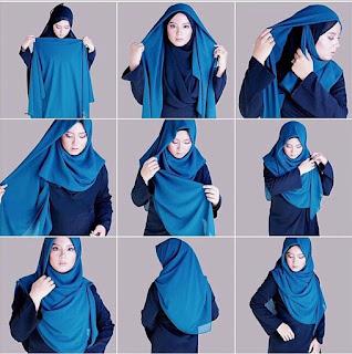 Permalink to Trend Hijab Terbaru untuk Bulan Ramadhan 2016