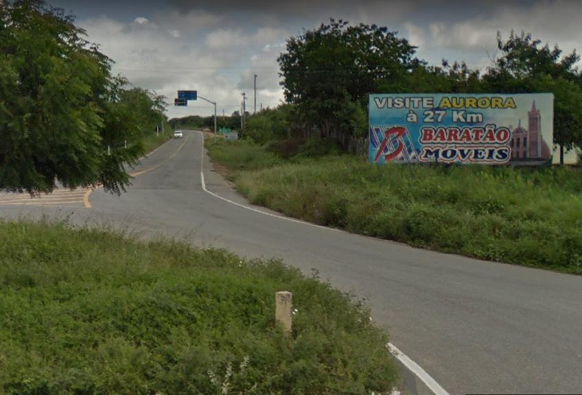 Governador anuncia recuperação total da rodovia estadual que liga Aurora a BR-116