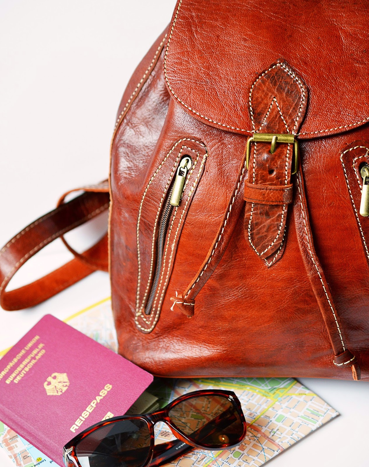 In-Flight Travel Essentials | Motte's Blog