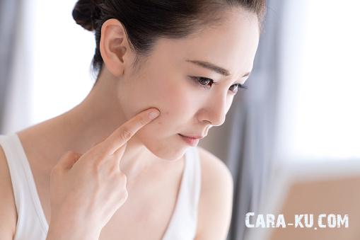 Efektif 14 Cara Menghilangkan Bruntusan Pada Wajah Secara Alami