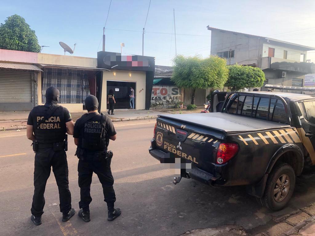 Contador e despachante são alvos de operação da Polícia Federal em Santarém