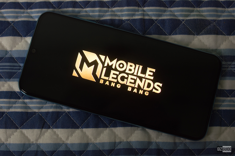 It's also very usable for games such Mobile Legends