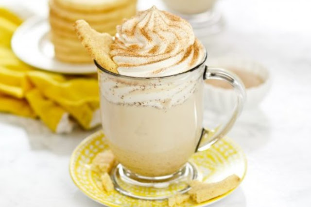 Snickerdoodle Hot Cocoa #drinks #hotchocolate
