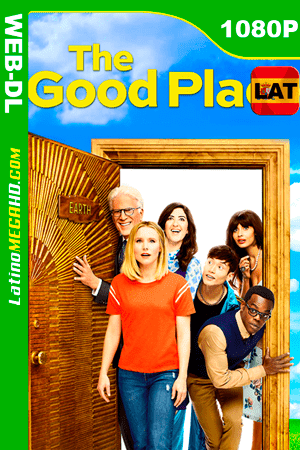 The Good Place (Serie de TV) Temporada 3 (2018) Latino HD WEB-DL 1080P ()