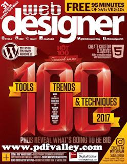 Web Designer Magazine Issue 257, 2017
