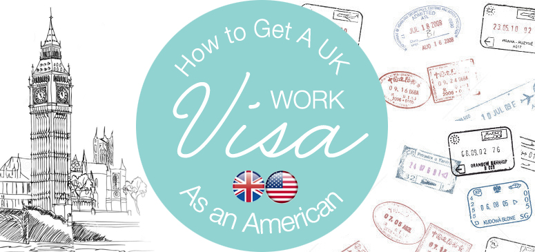 non-EU work visa for Americans