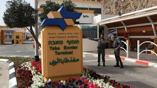 Israel fecha passagem na fronteira com Egito