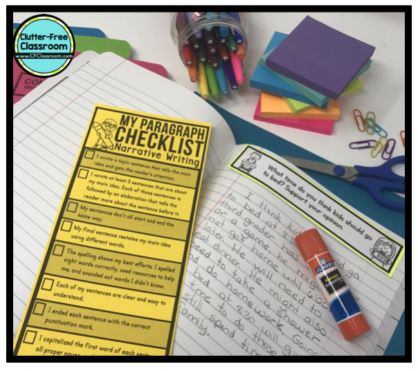 Teaching students to write a paragraph was tricky, but now I love paragraph writing! This scaffolded, systematic method will improve student writing by making consistent practice easy. They will be writing well-organized paragraphs using proper sentence structure, details and more before you know it.