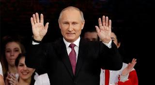почему кампания Путина — чистая имитация