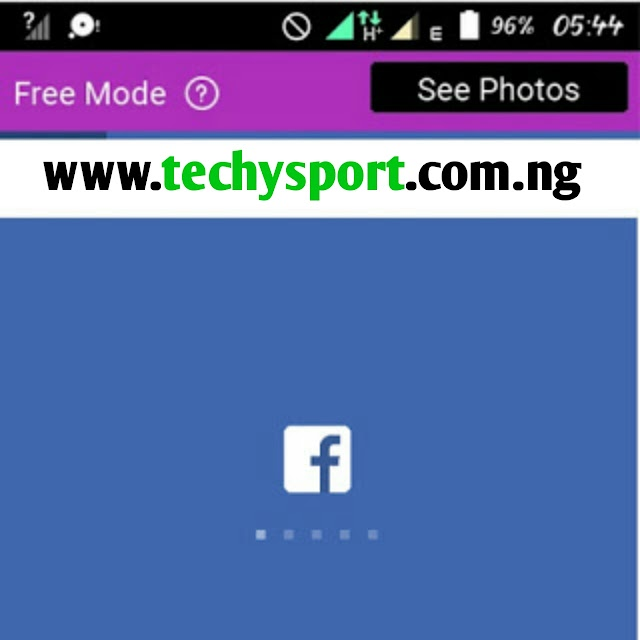 How to See Pictures in Facebook Free Mode 2019