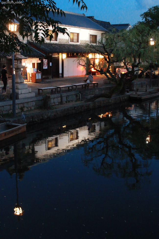 Japanese Fashion Blogger,Mizuho K, Road trip-Okayama 倉敷美観地区