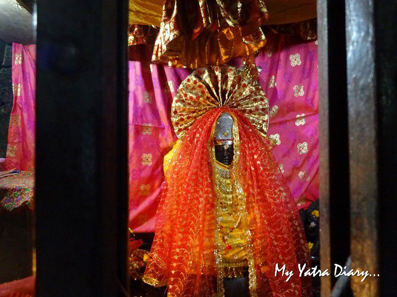 Devi at Jageshwar Dham Uttarakhand