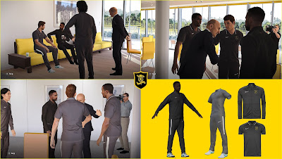 PES 2020 Livingston F.C. Polo Shirts & Track Suits by PESWilliam