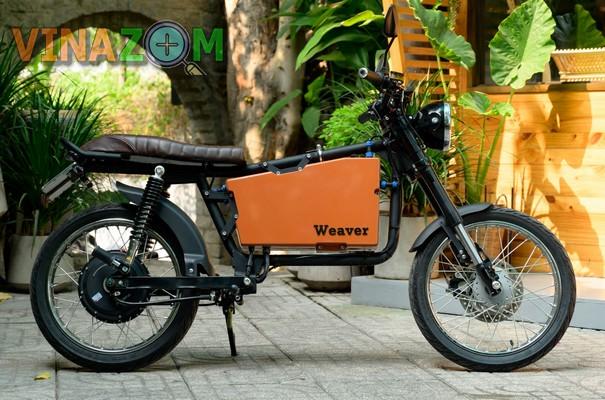 Đánh giá khả năng vận hành Datbike Weaver