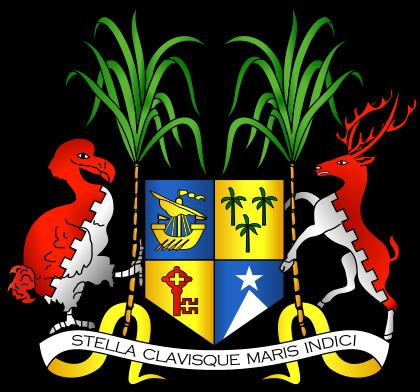 Escudo de armas de República de Mauricio