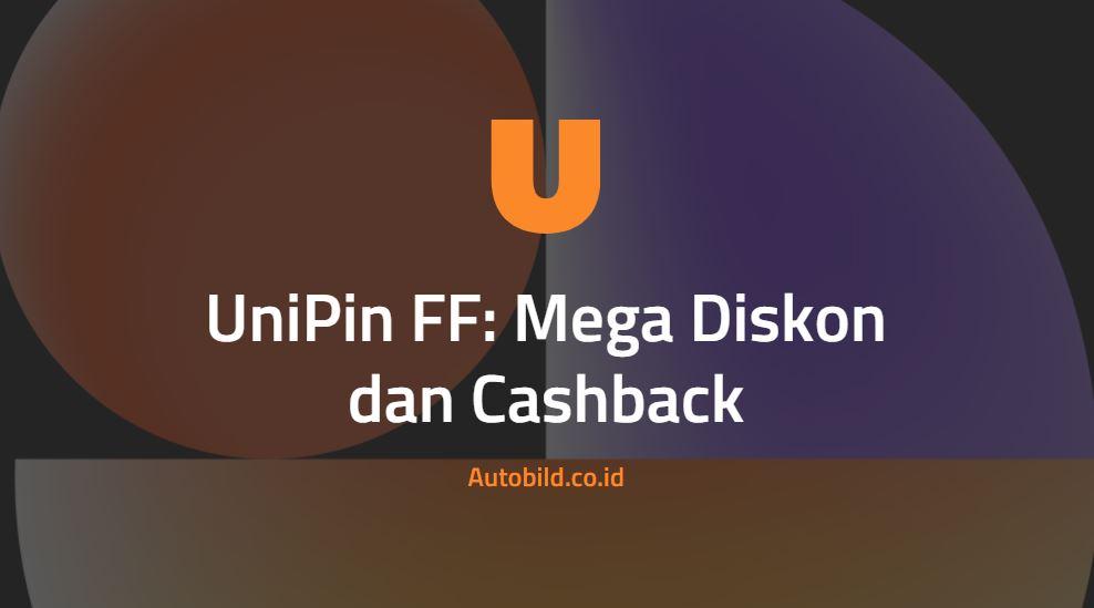 top up ff dan ml di UniPin