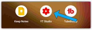 youtube Studio App Open Karen