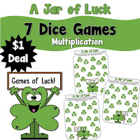 Jar of Luck Multiplication Games